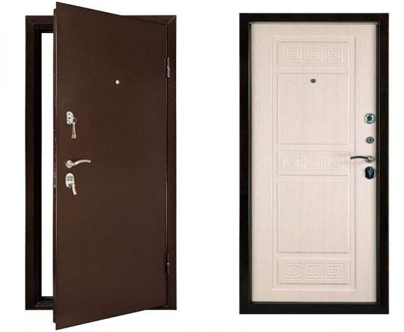 входные металлические двери сравнить